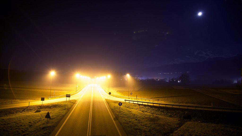highway led